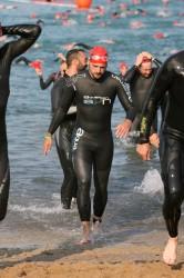 Neoprenanzug für Triathleten