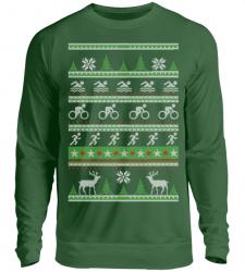 Triathlon Ugly Sweater